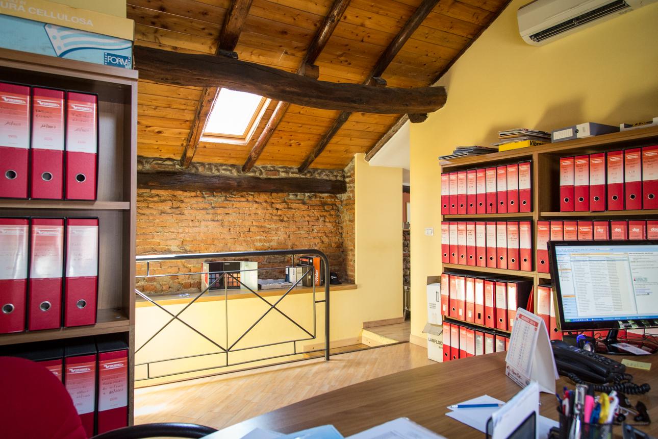 Sede ditta Nuova Edil S.r.l. Milano