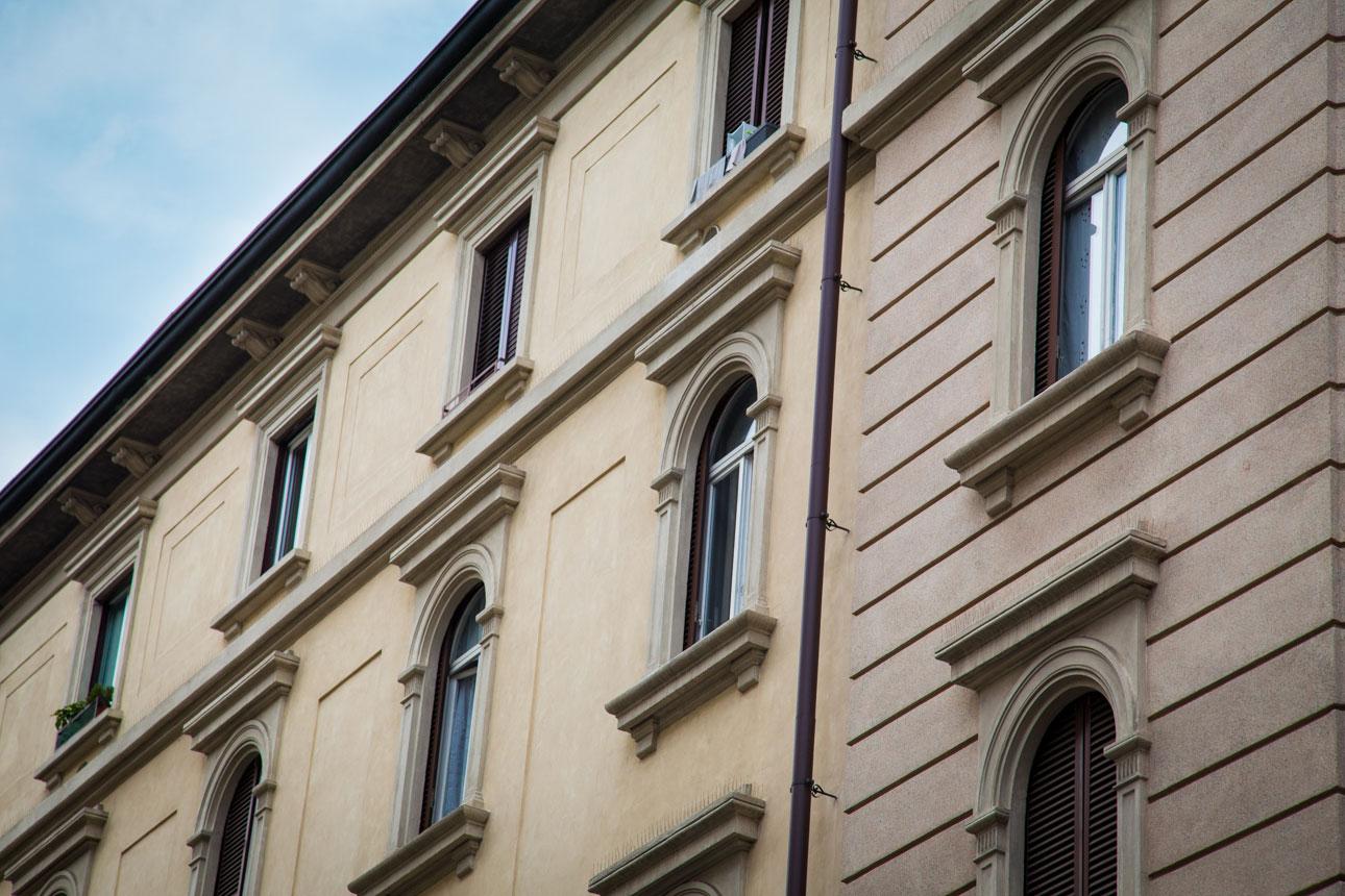 Condominio Via Tadino Milano - Nuova Edil S.r.l.
