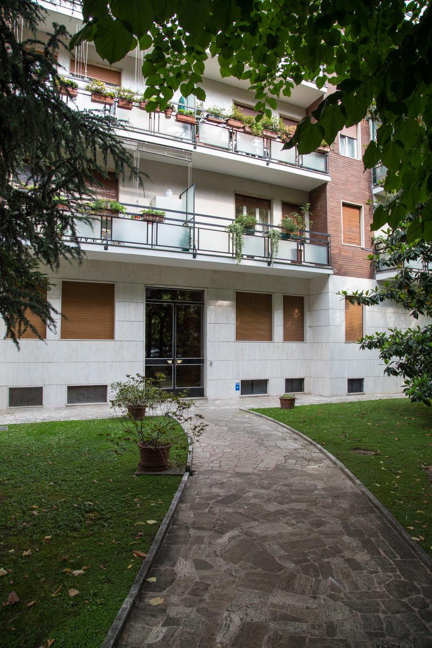Condominio Via Corno di Cavento Milano