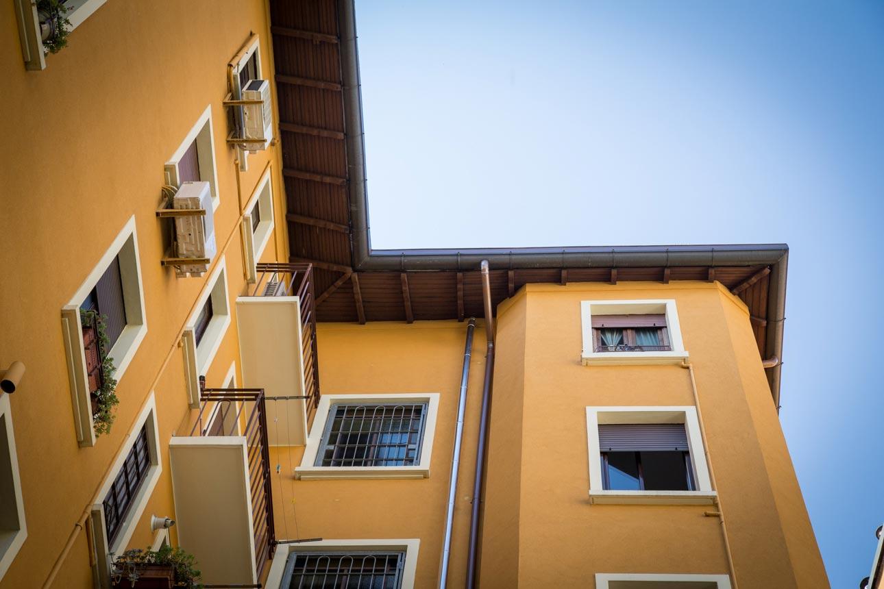 Condominio Via Pecchio Milano